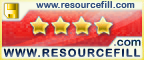 Rated 4 stars on ResourceFill